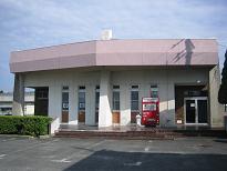 勤労青少年体育センター(武道場)外観